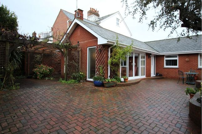 Thumbnail Detached bungalow to rent in Bridge Road, Exeter