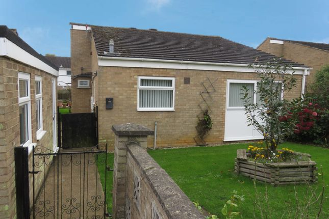 Thumbnail Detached bungalow for sale in Hickling, Hoveton Close, King's Lynn