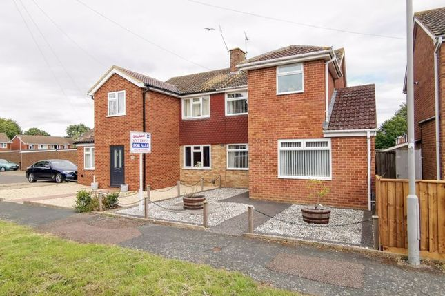 Semi-detached house for sale in Hambledon Close, Aylesbury