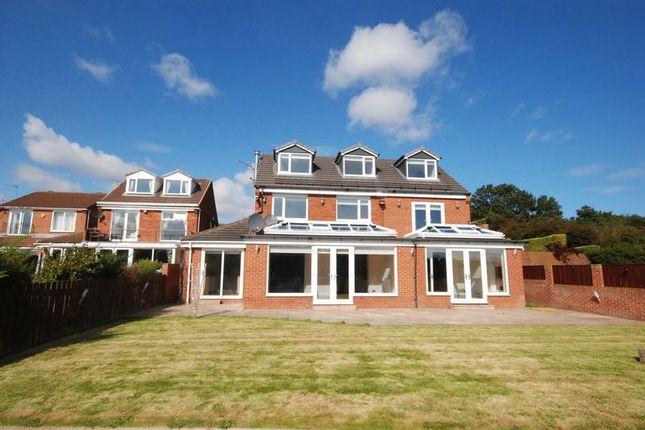 Thumbnail Detached house for sale in Nursery Park, Ashington