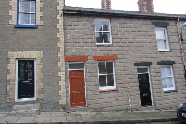 Thumbnail Terraced house to rent in Norton Street, Knighton