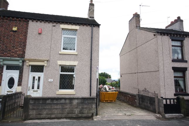Thumbnail Semi-detached house to rent in Chapel Street, Mow Cop, Stoke-On-Trent