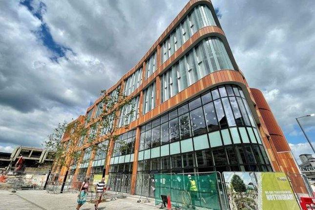 Thumbnail Leisure/hospitality to let in 11 Carrington Street, Broadmarsh Car Park, Nottingham