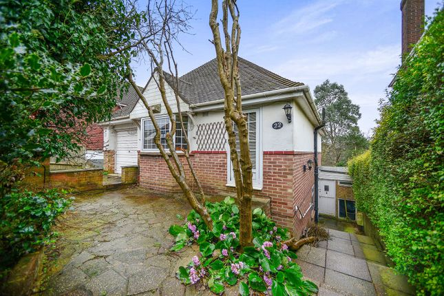 Thumbnail Detached house for sale in Redhill Drive, Brighton
