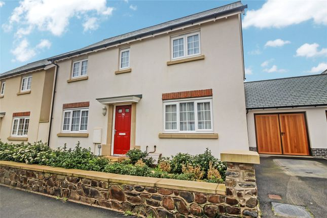Thumbnail Detached house for sale in Seaking Road, Fremington, Barnstaple