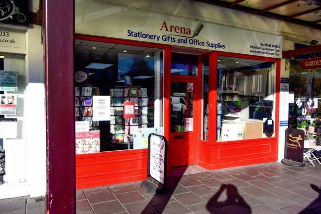 Thumbnail Retail premises for sale in Letchworth, Hertfordshre