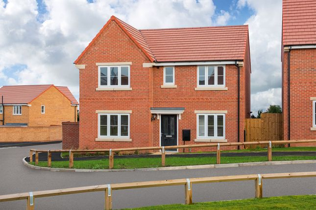 "Thumbnail Detached house for sale in ""The Allerthorpe"" at Cobblers Lane, Pontefract"