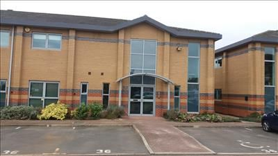 Thumbnail Office to let in 36 The Point Business Park, Rockingham Road, Market Harborough, Leicestershire