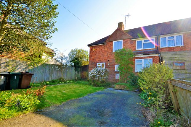 Thumbnail Semi-detached house to rent in Waterside Terrace Ninn Lane, Great Chart, Ashford