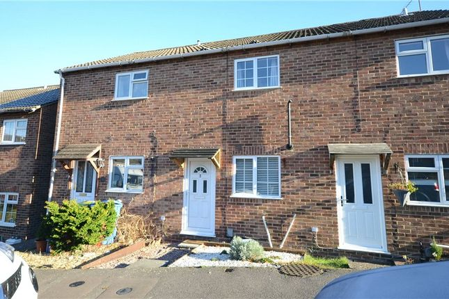 Thumbnail Terraced house for sale in St. Benedicts Close, Aldershot, Hampshire