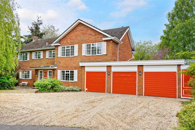 Thumbnail Detached house for sale in Whichert Close, Knotty Green, Beaconsfield, Buckinghamshire