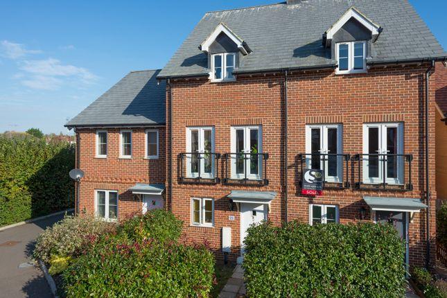 Thumbnail Property for sale in Greystones, Willesborough, Ashford