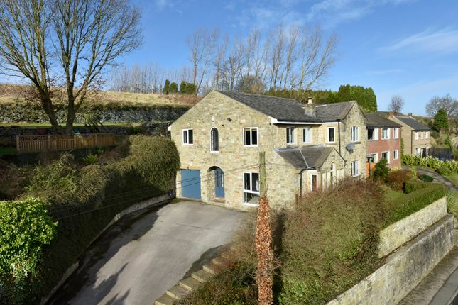 4 bed detached house for sale in Greenhill Bank Road, New Mill, Holmfirth, West Yorkshire