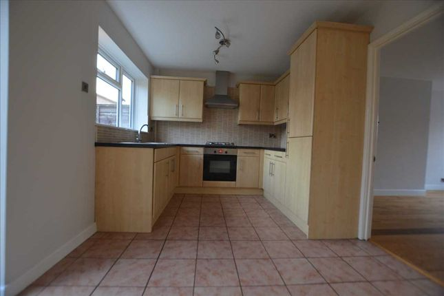 Kitchen Diner of Allgreave Close, Middlewich CW10