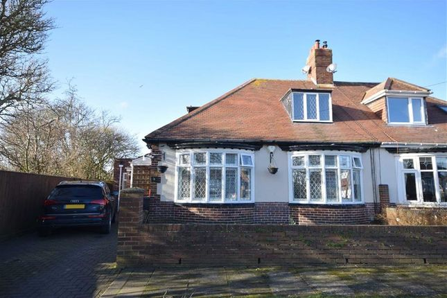 Thumbnail Semi-detached bungalow for sale in Sunnilaws, South Shields