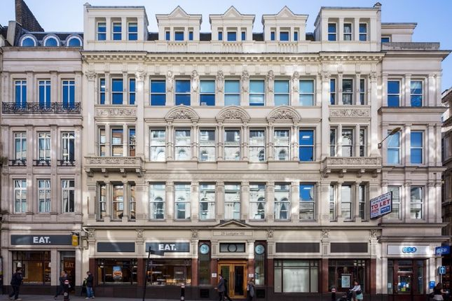 Thumbnail Office to let in Ludgate Hill, London