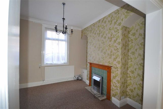 Thumbnail Terraced house to rent in Hibernia Street, Scarborough