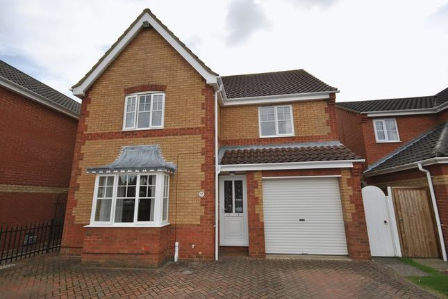 Thumbnail Detached house for sale in Drewray Drive, Taverham, Norwich
