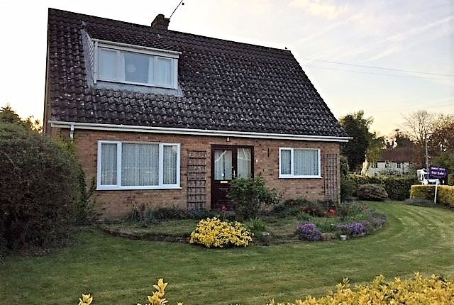 Thumbnail Detached house for sale in Cathedral Drive, North Elmham, Dereham