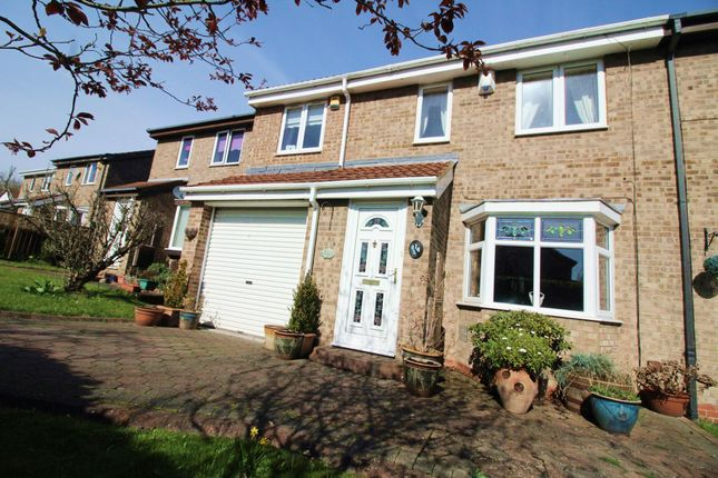 Thumbnail Semi-detached house for sale in Fieldfare Close, Washington
