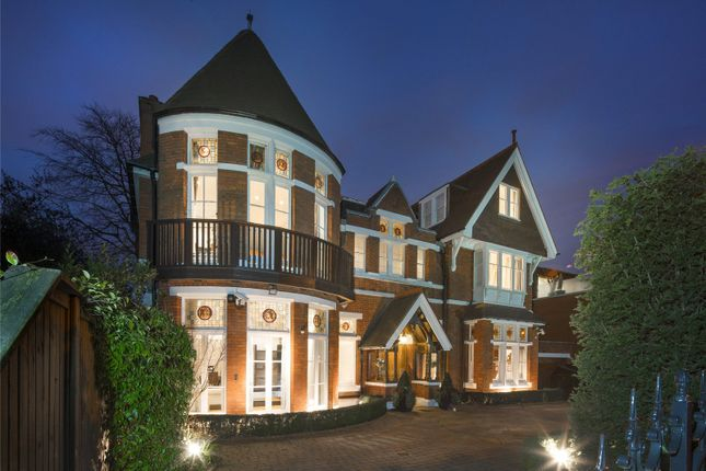 Thumbnail Detached house for sale in Elm Walk, Hampstead, London