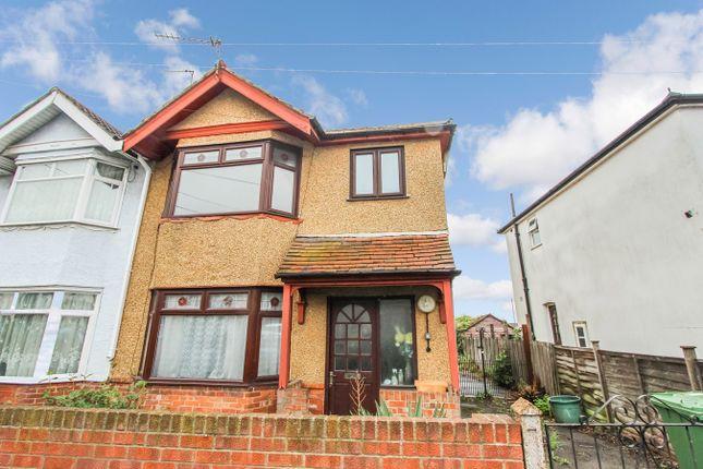 Thumbnail Semi-detached house for sale in Foundry Lane, Southampton