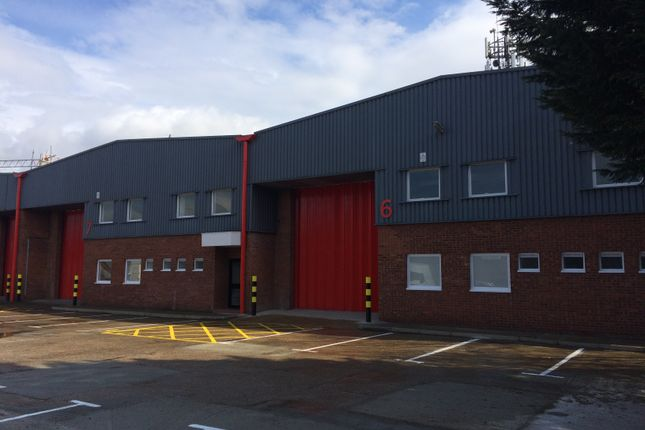 Thumbnail Warehouse to let in Unit 6 Whitefriars Industrial Estate, Tudor Road, Harrow