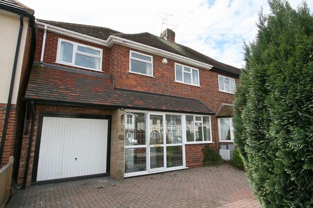Thumbnail Semi-detached house to rent in Woodland Road, Wolverhampton