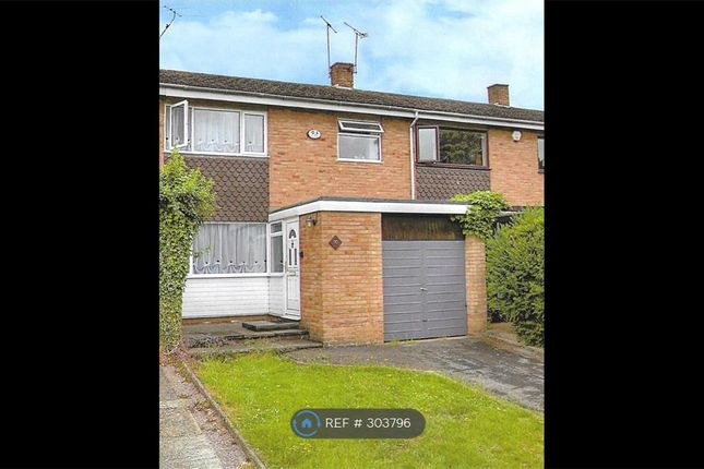Thumbnail Terraced house to rent in Lindley Close, Harpenden