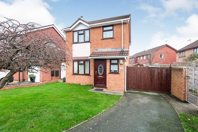 Thumbnail Detached house for sale in Fern Way, Rhyl, Denbighshire