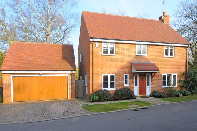 Thumbnail Detached house to rent in Poppy Close, Yarnton