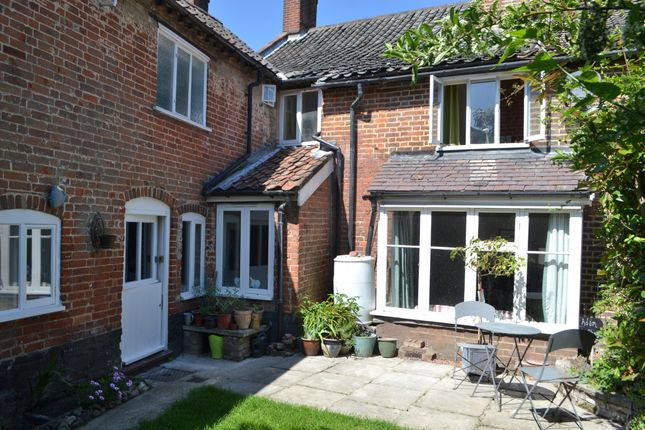 Thumbnail Semi-detached house for sale in Redenhall Road, Redenhall, Harleston