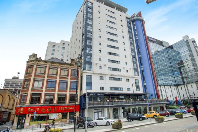 2 bed flat for sale in Churchill Way, Cardiff