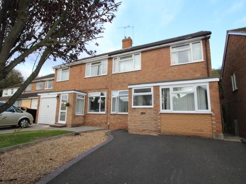 Thumbnail Semi-detached house to rent in Villiers Street, Leamington Spa