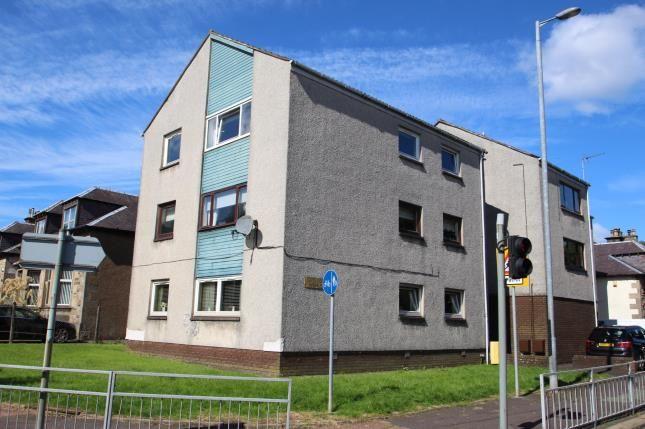 Thumbnail Flat for sale in Gateside Avenue, Greenock, Inverclyde