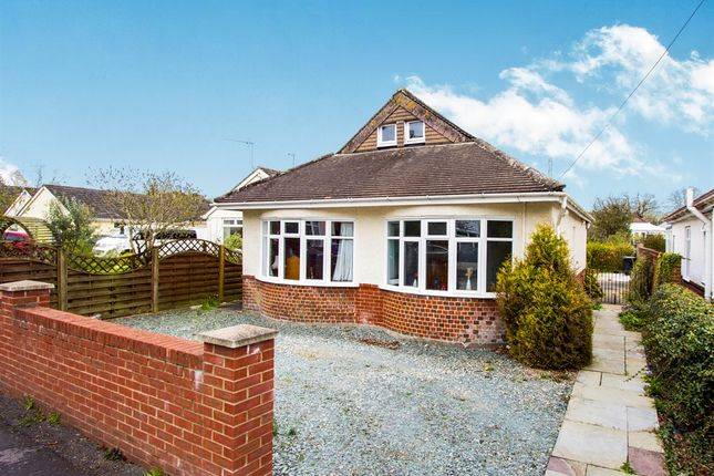 Thumbnail Bungalow for sale in Clayford Avenue, Ferndown