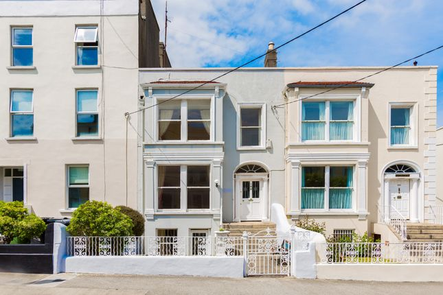 Thumbnail Terraced house for sale in 21 Adelaide Street, Dun Laoghaire, Dublin