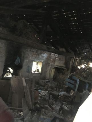 Ruin 4 Inside of Lefkimmi, Corfu, Ionian Islands, Greece