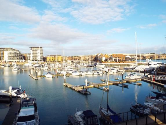 Thumbnail Terraced house for sale in Ocean Village, Southampton, Hampshire