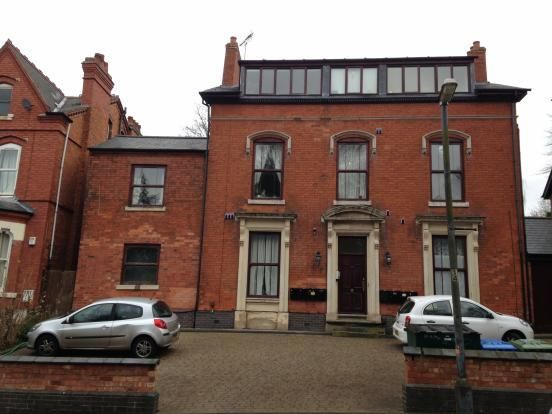 Thumbnail Flat to rent in Park Hill, Moseley