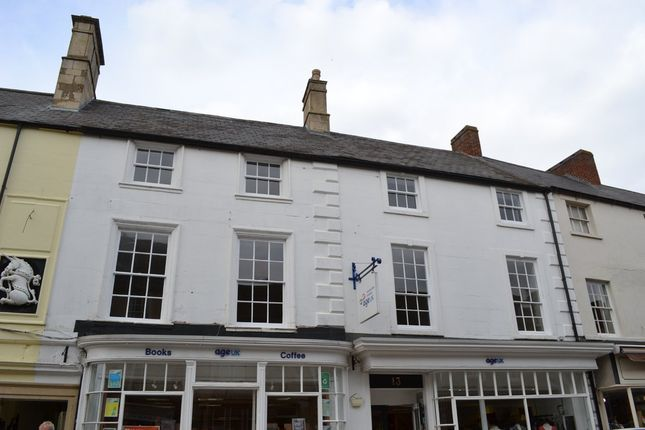 Thumbnail Flat to rent in Hall Gardens, High Street East, Uppingham, Oakham