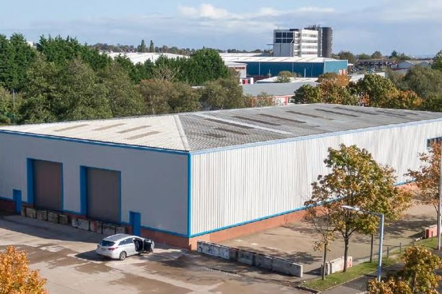 Thumbnail Light industrial to let in Unit 2 Alpha Business Park, West Bromwich