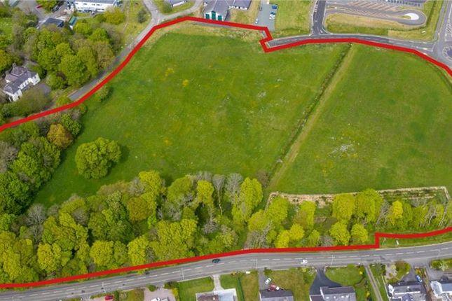 Thumbnail Land for sale in Site 4 Coleg Menai, Llangefni, Anglesey