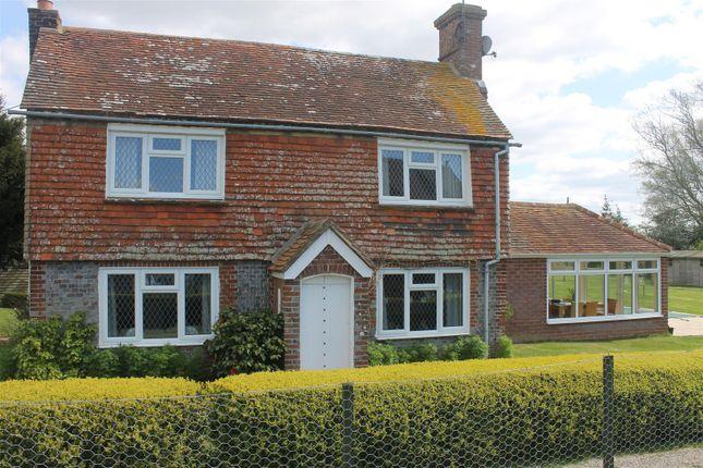 Thumbnail Detached house for sale in Mill Lane, Hooe, Battle