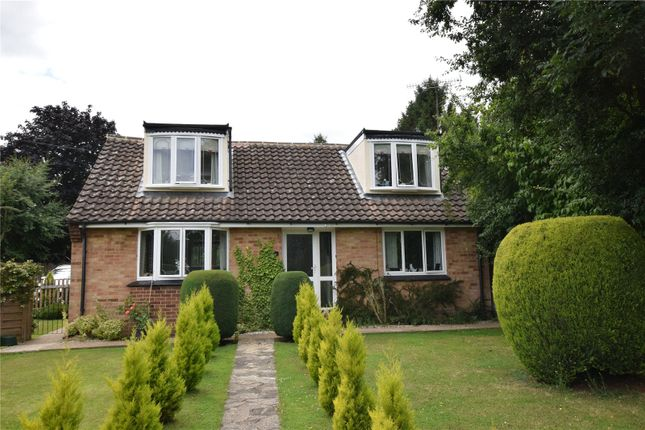 Thumbnail Detached bungalow for sale in Cox Hill, Great Easton, Dunmow