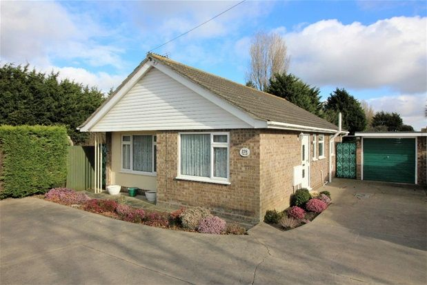 2 bed detached bungalow for sale in Thorpe Road, Clacton-On-Sea