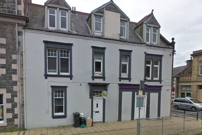 Thumbnail Flat to rent in Bridge Street, Galashiels