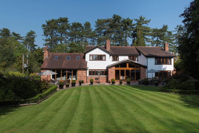 Thumbnail Detached house for sale in Penn Lane, Tanworth-In-Arden, Solihull, Warwickshire