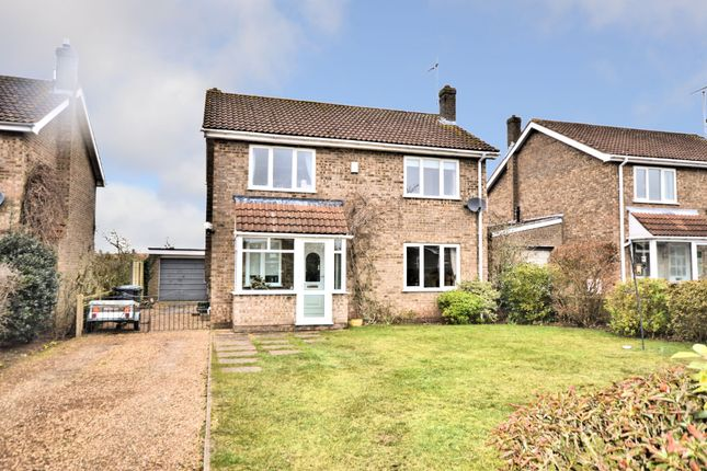 Thumbnail Detached house for sale in Saxon Way, Dersingham, King's Lynn