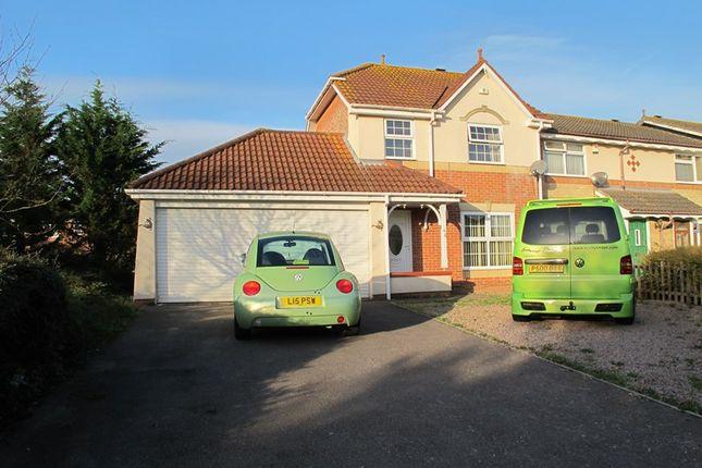 Thumbnail Property to rent in Lanyard Drive, Gosport